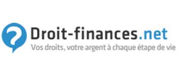 Droit-finance logo
